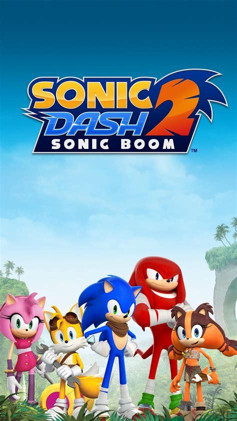 Boomnew Releasefree Sul sonic dash 2 sonic boom for worldwide release