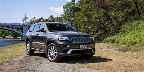 jeep summit 2015 2015 grand summit vs overland autos post