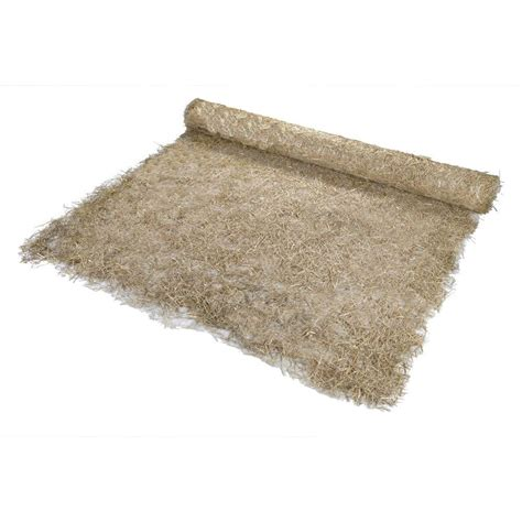 Home Depot Grass Mat by 8 Ft X 112 5 Ft Polypropylene Single Net Straw Erosion