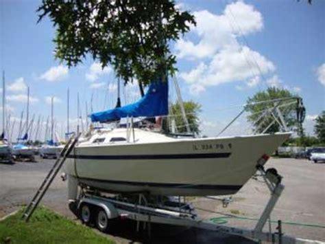 ranger sailboats for sale ranger 26 2 1980 carlyle lake illinois sailboat for