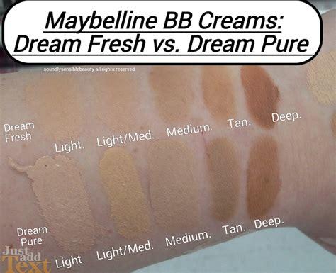 geller bb light maybelline bb vs maybelline fresh