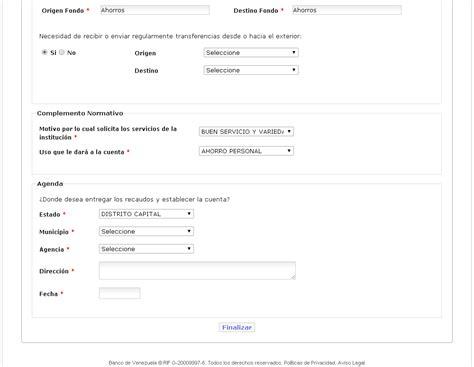 planilla de solicitud credinomina banco bicentenario banco venezuela credinomina planilla solicitud