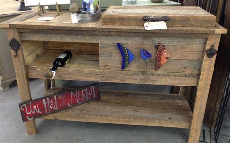 Outdoor Mini Bar Furniture by Cooler Bar Cart Console Table Outdoor Mini Bar