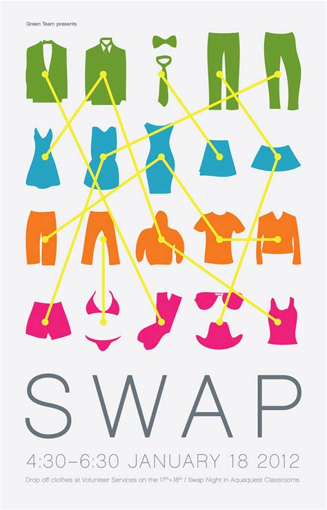 Plans Home clothing swap
