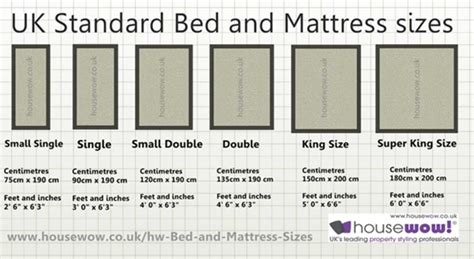 Size Mattress Specs by Dimensions Of A Size Mattress