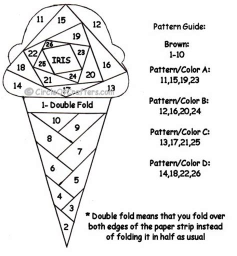 Iris Paper Folding Designs - iris folding patterns free printables iris folding