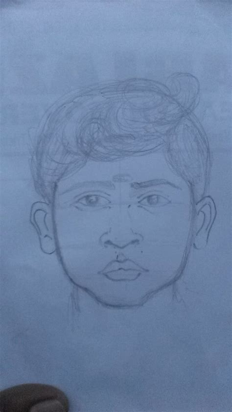 how to draw human doodle how to draw human faces 9 steps with pictures wikihow