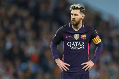 Leo Messi Leo Messi Traded Insults With City Players In The
