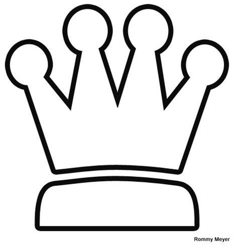 dibujos para colorear de coronas corona wchaverri s blog