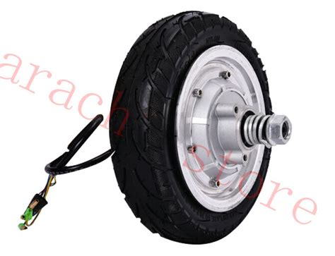 electric motor scooters for 8 quot 350w 36v electric scooter motor electric hub motor