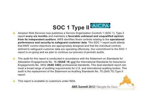 soc 2 report template 28 images data center audit