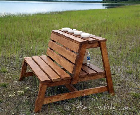 diy firepit table white firepit benches with table and storage diy