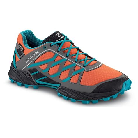 scarpa running shoes scarpa neutron gtx trail running shoes footwear from