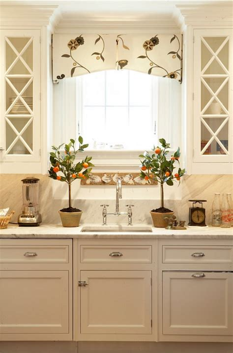 kitchen valance design ideas