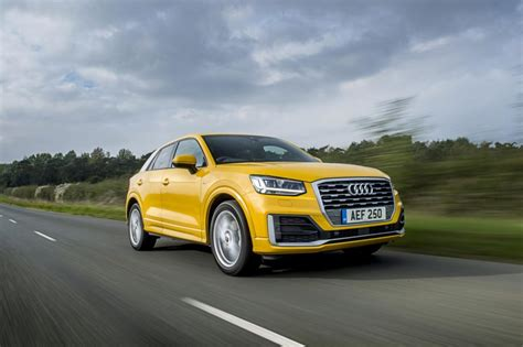new car write a review of the new audi q2 crossover arriving in uk