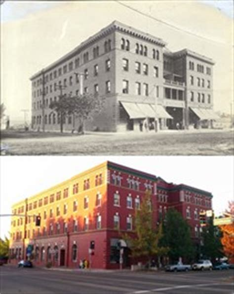 former lorenz hotel redding ca photos then and now on