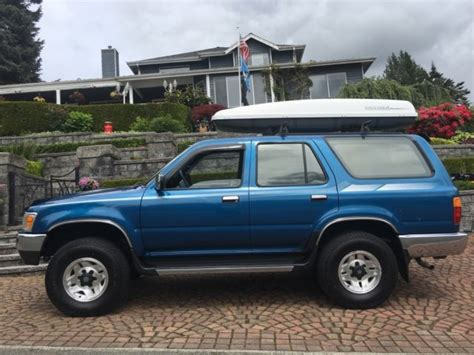 how petrol cars work 1993 toyota 4runner interior lighting 1993 toyota 4runner excellent condition like new