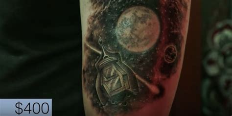 tattoo consultation cost watch the difference between a 80 tattoo and a 875