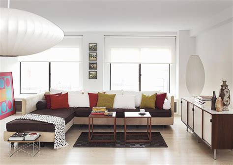 Modern Look Living Room - image gallery of small living rooms