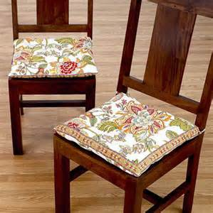 Chair Cushions Dining Room by 187 Colorful Dining Room Chair Cushions 5 At In Seven Colors