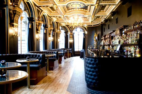 Top Ten Bars In Edinburgh by The Voodoo Rooms Cocktail Bar Review Cocktail Bars Edinburgh