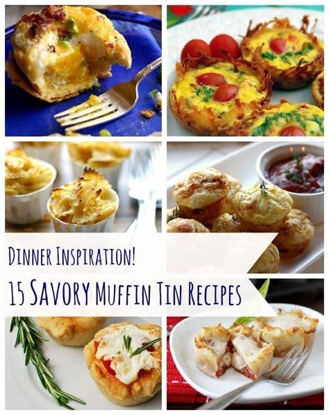 creative dinner ideas 14 savory muffin meals