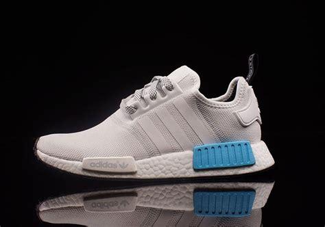 Sepatu Adidas Nmd Black White Anmd Bw adidas nmd mesh white blue sneakerfiles