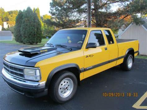 how cars run 1992 dodge dakota parking system purchase used 1992 dodge dakota resto mod hemi in maumee ohio united states