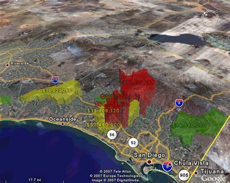 california map earth multi dimensional earth california costs