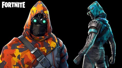 fortnite leaked skins and cosmetics found in the v6 31