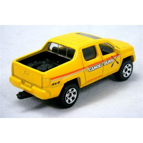 matchbox honda matchbox honda ridgeline lifeguard truck global