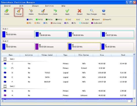 format hard drive vista recovery partition partition manager guide how to partition delete and