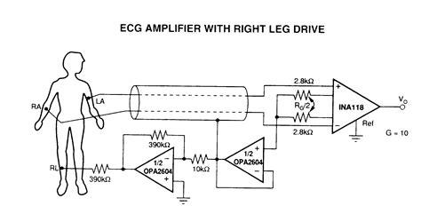 ekg verstaerker mikrocontroller net