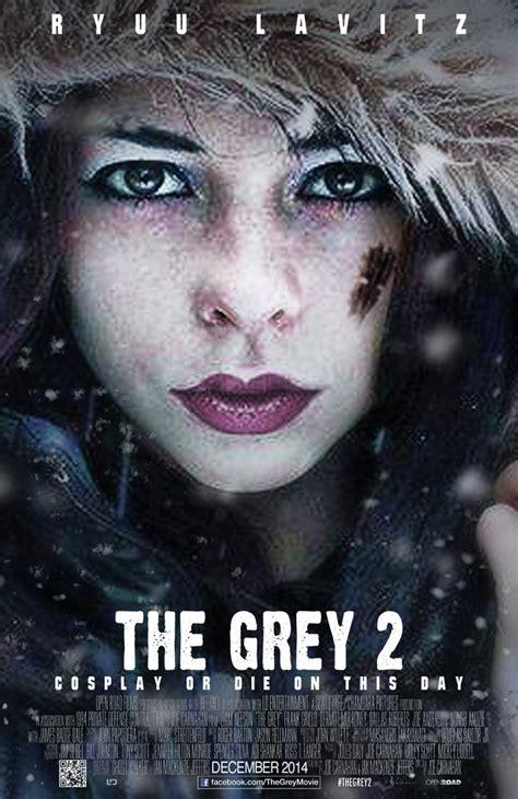 film grey ryuu the grey2 movie poster by fmcuonzo on deviantart