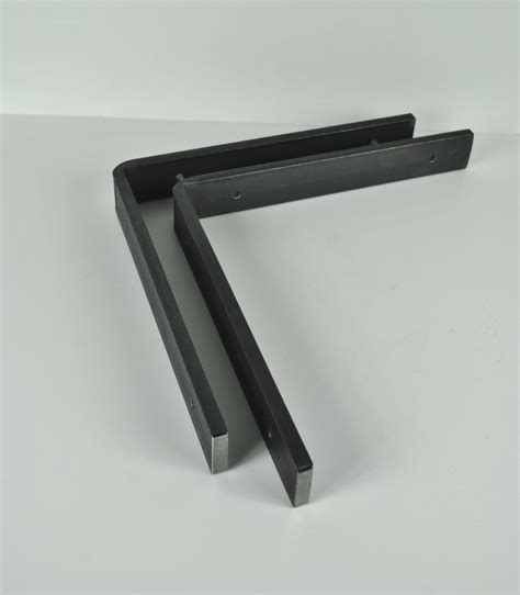 Heavy Duty Shelf Supports by 3 Quot 12 Quot Heavy Duty Handcrafted Shelf Brackets 3 8 Quot Thick