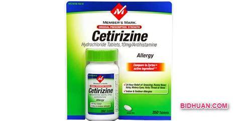 4 fungsi obat cetirizine serta efek sing jangka panjang