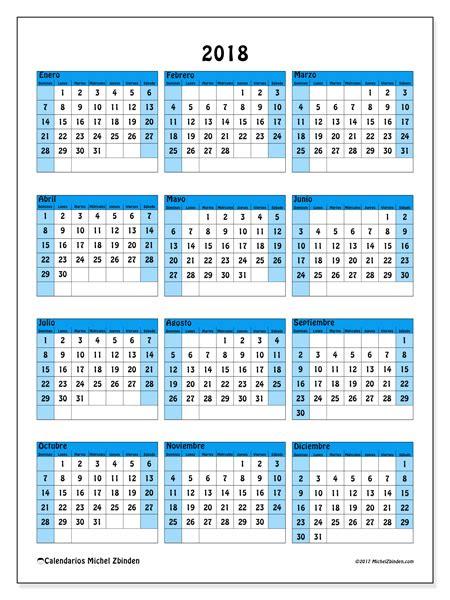 Peru Calendario 2018 Calendarios Para Imprimir 2018 Per 250
