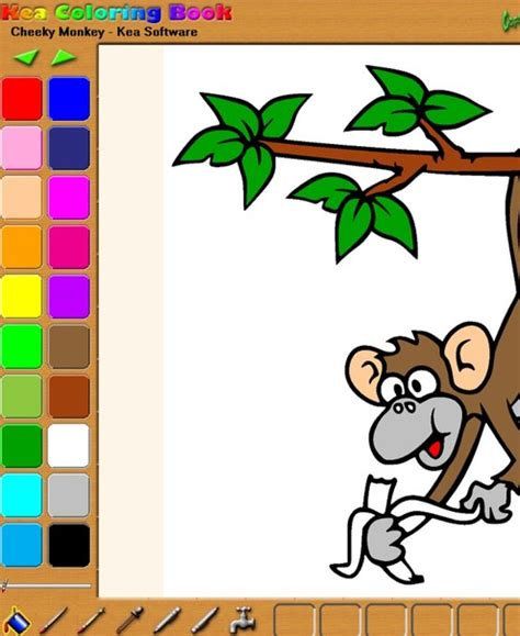 kea coloring book tutorial kea coloring book tutorial