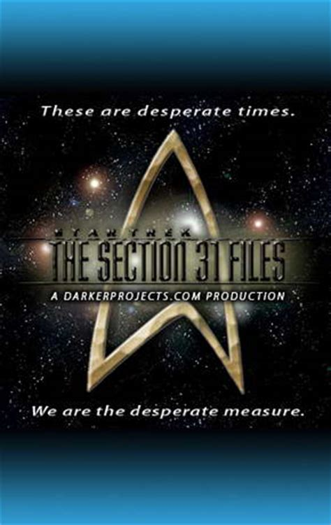 star trek section 31 books star trek the section 31 files by eric l busby free at