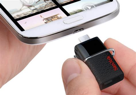 Promosi Sandisk Ultra Dual Usb Drive 3 0 32gb Flashdisk Otg 32 Gb Fd sandisk unveils the ultra dual usb drive 3 0 for android devices