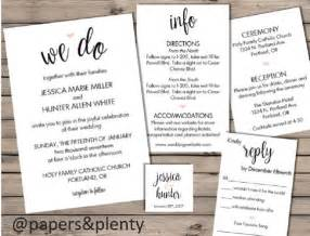 wedding inserts template 17 best ideas about wedding invitation inserts on