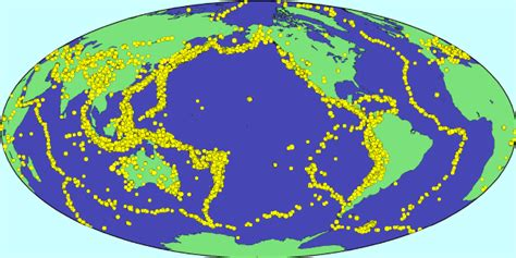 does new year occur in australia where earthquakes occur