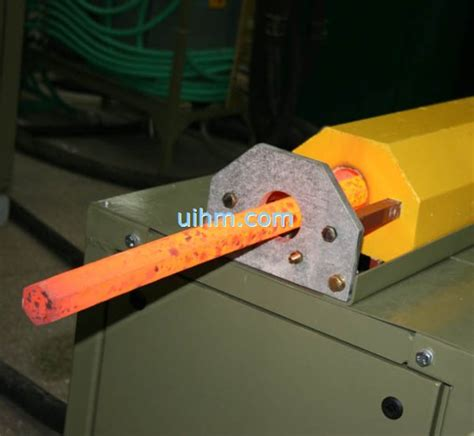 induction heating rod induction forging steel rod united induction heating machine limited of china