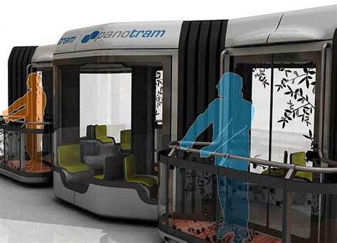 yourail design contest panotram electric tramway brings together people and the