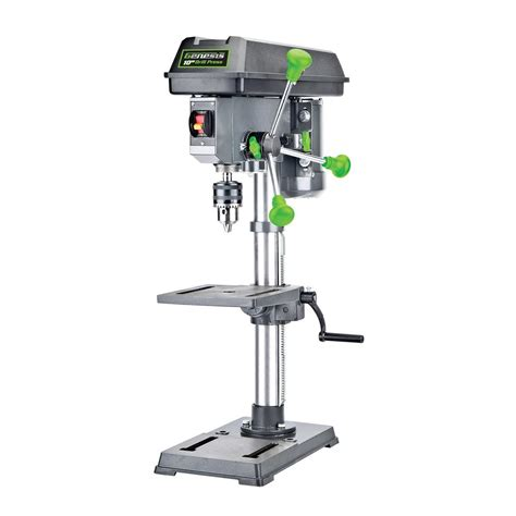 bench top drill presses ryobi 10 in orbital buffer rb102g the home depot