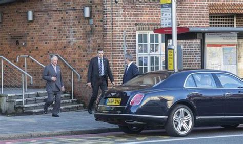 prince charles bentley you can wait all day here for a and then prince