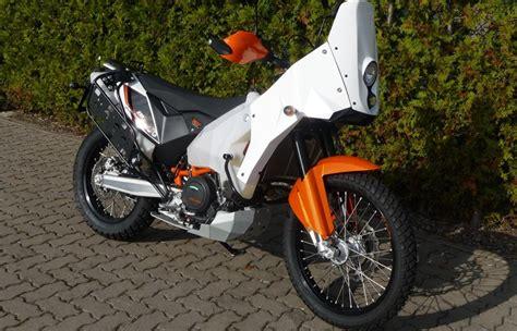 Ktm 690 Enduro Tieferlegen by Umgebautes Motorrad Ktm 690 Enduro R Br 228 Uer