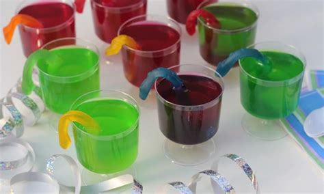 Jelly Cup Snakes Alive Jelly Cups Kidspot