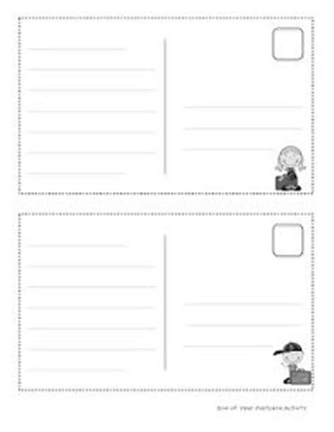 postcard template year 2 1000 images about end of the school year activities on