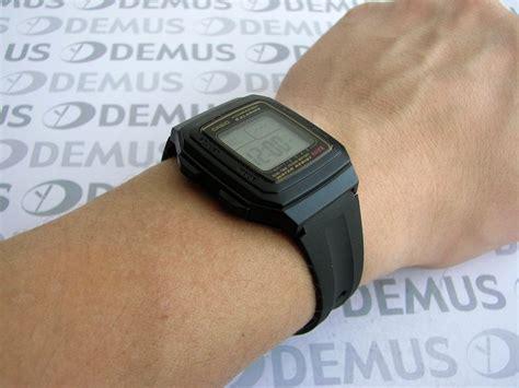Jam Tangan Casio Original Wanita A 500wa 1 jual jam tangan pria wanita casio original f 201wa 1 casio